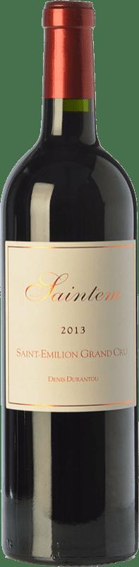 15,95 € Free Shipping   Red wine Denis Durantou Saintem Crianza A.O.C. Saint-Émilion Grand Cru Bordeaux France Merlot Bottle 75 cl