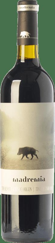 Kostenloser Versand | Rotwein Divina Proporción Madremía Jung 2015 D.O. Toro Kastilien und León Spanien Tinta de Toro Flasche 75 cl