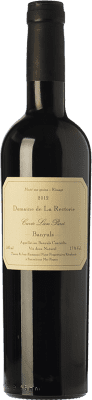 21,95 € | Sweet wine Domaine de la Rectorie Cuvée Léon Parcé A.O.C. Banyuls Languedoc-Roussillon France Grenache, Carignan Half Bottle 50 cl