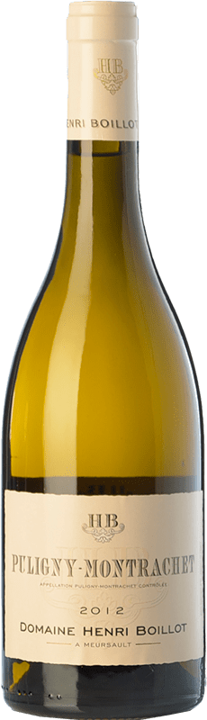 63,95 € Envoi gratuit | Vin blanc Domaine Henri Boillot Crianza A.O.C. Puligny-Montrachet Bourgogne France Chardonnay Bouteille 75 cl