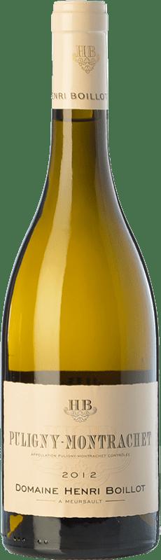 63,95 € Envío gratis | Vino blanco Domaine Henri Boillot Crianza A.O.C. Puligny-Montrachet Borgoña Francia Chardonnay Botella 75 cl