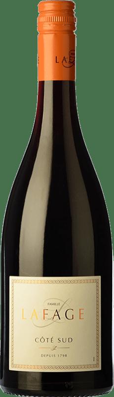 11,95 € 免费送货   红酒 Domaine Lafage Côté Sud Crianza I.G.P. Vin de Pays Côtes Catalanes 朗格多克 - 鲁西荣 法国 Syrah, Grenache 瓶子 75 cl