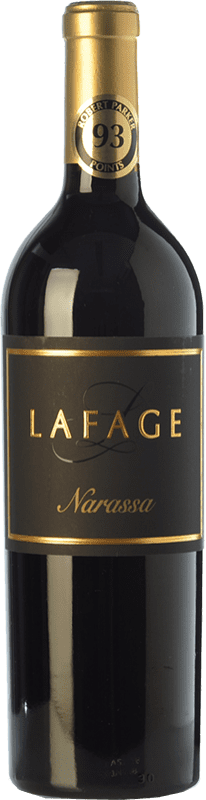 15,95 € Free Shipping | Red wine Domaine Lafage Narassa Joven A.O.C. Côtes du Roussillon Languedoc-Roussillon France Syrah, Grenache Bottle 75 cl