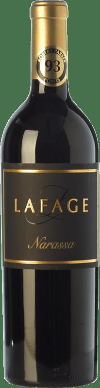 15,95 € Envoi gratuit | Vin rouge Domaine Lafage Narassa Joven A.O.C. Côtes du Roussillon Languedoc-Roussillon France Syrah, Grenache Bouteille 75 cl