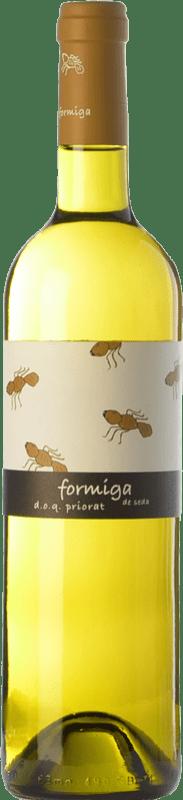 18,95 € | White wine Domini de la Cartoixa Formiga de Seda Blanc Crianza D.O.Ca. Priorat Catalonia Spain Grenache White, Viognier Bottle 75 cl