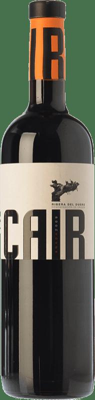 17,95 € Envoi gratuit | Vin rouge Dominio de Cair Crianza D.O. Ribera del Duero Castille et Leon Espagne Tempranillo Bouteille 75 cl