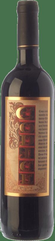 6,95 € Free Shipping | Red wine Dominio de Eguren Códice Joven I.G.P. Vino de la Tierra de Castilla Castilla la Mancha Spain Tempranillo Bottle 75 cl
