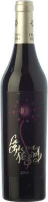 43,95 € Envío gratis | Vino dulce Dominio del Bendito La Chispa Negra D.O. Toro Castilla y León España Tinta de Toro Media Botella 50 cl