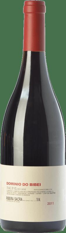 34,95 € Envoi gratuit | Vin rouge Dominio do Bibei MT Crianza D.O. Ribeira Sacra Galice Espagne Mouratón Bouteille 75 cl