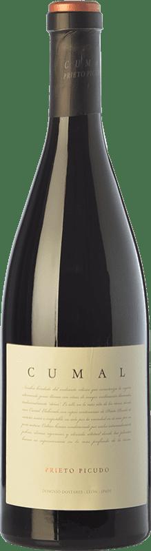 17,95 € Free Shipping | Red wine Dominio DosTares Cumal Crianza I.G.P. Vino de la Tierra de Castilla y León Castilla y León Spain Prieto Picudo Bottle 75 cl