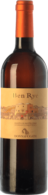 32,95 € Free Shipping | Sweet wine Donnafugata Ben Ryé D.O.C. Passito di Pantelleria Sicily Italy Muscat of Alexandria Half Bottle 37 cl