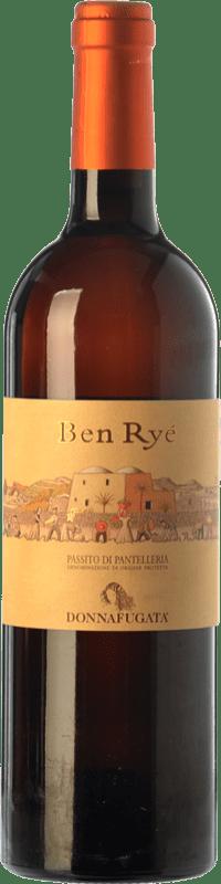 134,95 € Free Shipping | Sweet wine Donnafugata Ben Ryé D.O.C. Passito di Pantelleria Sicily Italy Muscat of Alexandria Magnum Bottle 1,5 L