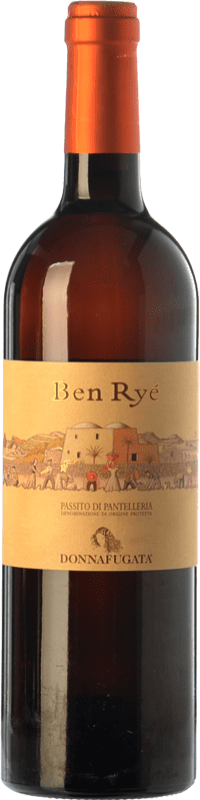 58,95 € Free Shipping | Sweet wine Donnafugata Ben Ryé D.O.C. Passito di Pantelleria Sicily Italy Muscat of Alexandria Bottle 75 cl