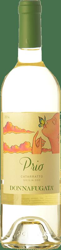 13,95 € Free Shipping | White wine Donnafugata Prio I.G.T. Terre Siciliane Sicily Italy Catarratto Bottle 75 cl