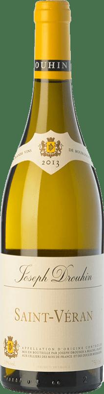 23,95 € 免费送货 | 白酒 Drouhin A.O.C. Saint-Véran 勃艮第 法国 Chardonnay 瓶子 75 cl