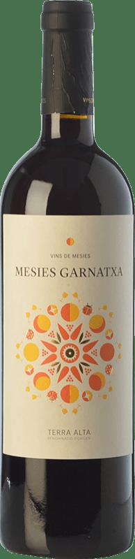 9,95 € Free Shipping | Red wine Ecovitres Mesies Garnatxa Joven D.O. Terra Alta Catalonia Spain Grenache Bottle 75 cl