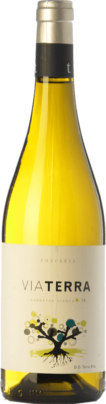 7,95 € | White wine Edetària Via Terra Blanc D.O. Terra Alta Catalonia Spain Grenache White Bottle 75 cl