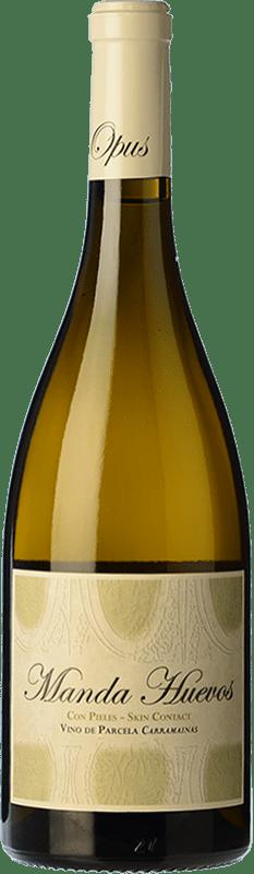 19,95 € | White wine El Escocés Volante Manda Huevos Crianza Spain Grenache White, Macabeo Bottle 75 cl