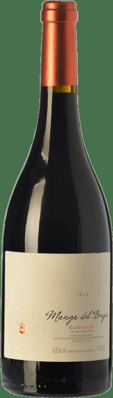 9,95 € | Red wine El Escocés Volante Manga del Brujo Joven D.O. Calatayud Aragon Spain Tempranillo, Syrah, Grenache, Monastrell, Mazuelo Bottle 75 cl