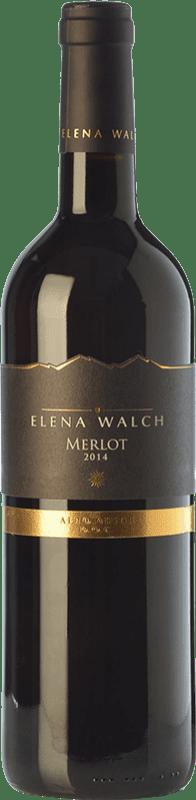 15,95 € | Red wine Elena Walch D.O.C. Alto Adige Trentino-Alto Adige Italy Merlot Bottle 75 cl