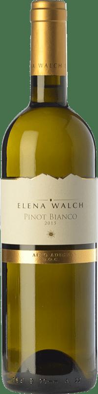 12,95 € | White wine Elena Walch Pinot Bianco D.O.C. Alto Adige Trentino-Alto Adige Italy Pinot White Bottle 75 cl