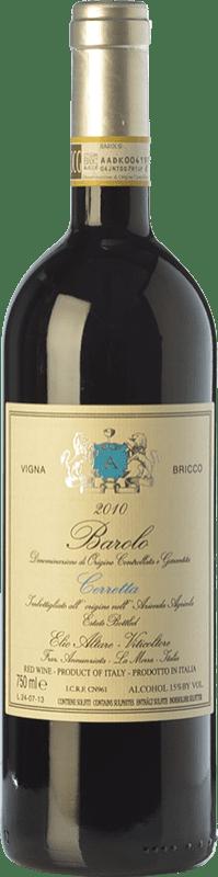 131,95 € | Red wine Elio Altare Cerretta Vigna Bricco D.O.C.G. Barolo Piemonte Italy Nebbiolo Bottle 75 cl