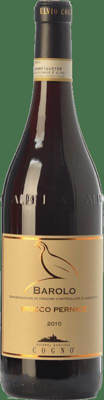 98,95 € | Red wine Elvio Cogno Bricco Pernice D.O.C.G. Barolo Piemonte Italy Nebbiolo Bottle 75 cl