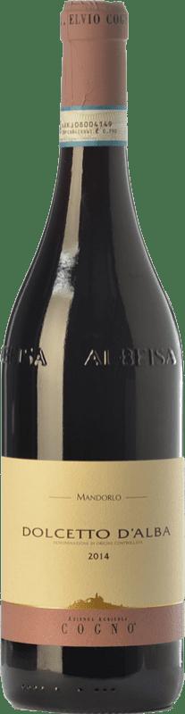 11,95 € | Red wine Elvio Cogno Mandorlo D.O.C.G. Dolcetto d'Alba Piemonte Italy Dolcetto Bottle 75 cl