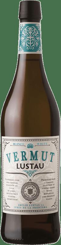14,95 € | Vermouth Lustau Blanco Sanlucar de Barrameda Spain Bottle 75 cl