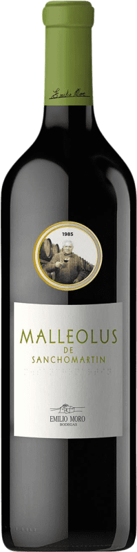 125,95 € Envoi gratuit | Vin rouge Emilio Moro Malleolus de Sanchomartín Reserva D.O. Ribera del Duero Castille et Leon Espagne Tempranillo Bouteille 75 cl