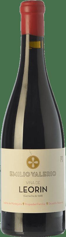 39,95 € Envoi gratuit | Vin rouge Emilio Valerio Leorin Reserva D.O. Navarra Navarre Espagne Tempranillo, Grenache Bouteille 75 cl