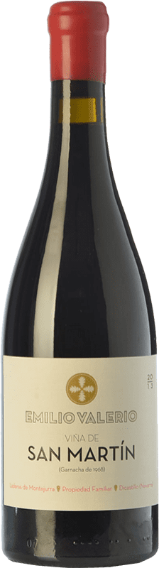 39,95 € | Red wine Emilio Valerio San Martin Reserva D.O. Navarra Navarre Spain Tempranillo, Grenache Bottle 75 cl