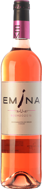 6,95 € | Rosé wine Emina D.O. Cigales Castilla y León Spain Tempranillo, Verdejo Bottle 75 cl