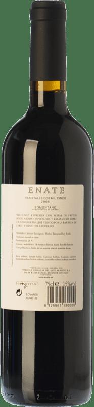 29,95 € Free Shipping   Red wine Enate Varietales Crianza D.O. Somontano Aragon Spain Tempranillo, Merlot, Cabernet Sauvignon Bottle 75 cl