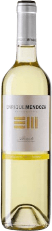 9,95 € | Sweet wine Enrique Mendoza Moscatel La Marina D.O. Alicante Valencian Community Spain Muscat of Alexandria Bottle 75 cl