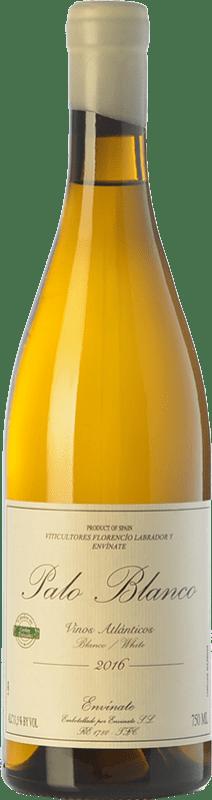 26,95 € Envío gratis | Vino blanco Envínate Palo Crianza España Listán Blanco Botella 75 cl