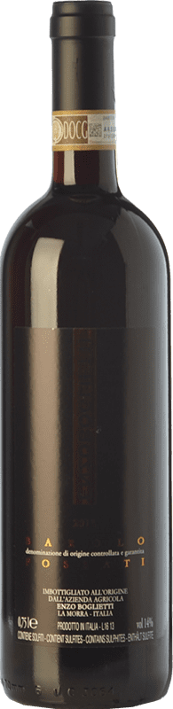 55,95 € Free Shipping | Red wine Enzo Boglietti Fossati D.O.C.G. Barolo Piemonte Italy Nebbiolo Bottle 75 cl