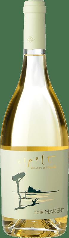 8,95 € Free Shipping | White wine Espelt Mareny D.O. Empordà Catalonia Spain Muscat of Alexandria, Sauvignon White Bottle 75 cl
