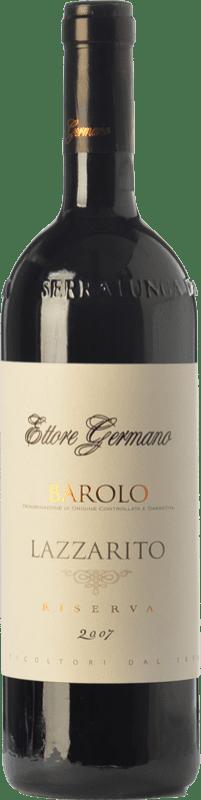 89,95 € Free Shipping | Red wine Ettore Germano Lazzarito Riserva Reserva 2009 D.O.C.G. Barolo Piemonte Italy Nebbiolo Bottle 75 cl