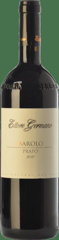 61,95 € Free Shipping | Red wine Ettore Germano Prapò D.O.C.G. Barolo Piemonte Italy Nebbiolo Bottle 75 cl