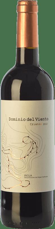 7,95 € Free Shipping | Red wine Exopto Dominio del Viento Crianza D.O.Ca. Rioja The Rioja Spain Tempranillo, Graciano Bottle 75 cl