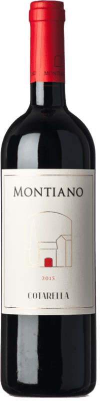 61,95 € | Red wine Falesco Montiano I.G.T. Lazio Lazio Italy Merlot Bottle 75 cl