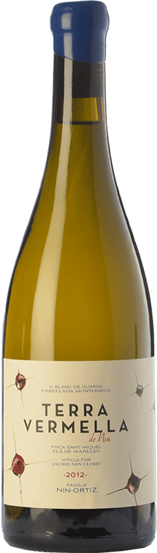 43,95 € 免费送货   白酒 Nin-Ortiz Terra Vermella Crianza 西班牙 Parellada Montonega 瓶子 75 cl