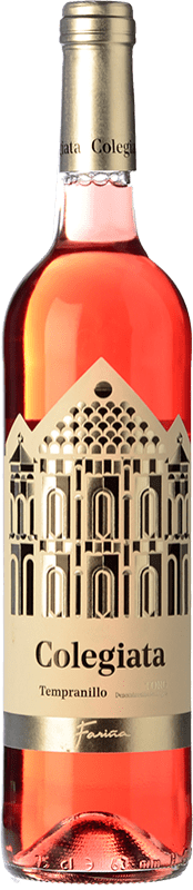 6,95 € | Rosé wine Fariña Colegiata Joven D.O. Toro Castilla y León Spain Tinta de Toro Bottle 75 cl