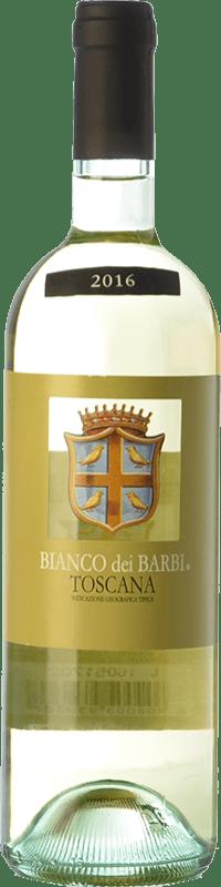 8,95 € | White wine Fattoria dei Barbi Bianco dei Barbi I.G.T. Toscana Tuscany Italy Trebbiano, Chardonnay Bottle 75 cl