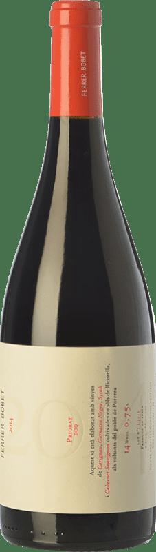 49,95 € Envío gratis | Vino tinto Ferrer Bobet Crianza D.O.Ca. Priorat Cataluña España Syrah, Garnacha, Cabernet Sauvignon, Cariñena Botella Mágnum 1,5 L