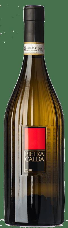 14,95 € Envío gratis | Vino blanco Feudi di San Gregorio Pietracalda D.O.C.G. Fiano d'Avellino Campania Italia Fiano Botella 75 cl