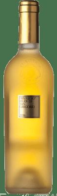 32,95 € Envío gratis | Vino dulce Feudi di San Gregorio Privilegio D.O.C. Irpinia Campania Italia Fiano Media Botella 50 cl