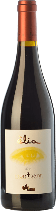 17,95 € Envoi gratuit | Vin rouge Ficaria Èlia Crianza D.O. Montsant Catalogne Espagne Syrah, Grenache, Cabernet Sauvignon Bouteille 75 cl