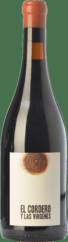 34,95 € Free Shipping | Red wine Fil'loxera El Cordero y las Vírgenes Crianza D.O. Valencia Valencian Community Spain Monastrell, Grenache Tintorera, Malvasía, Trebbiano Bottle 75 cl